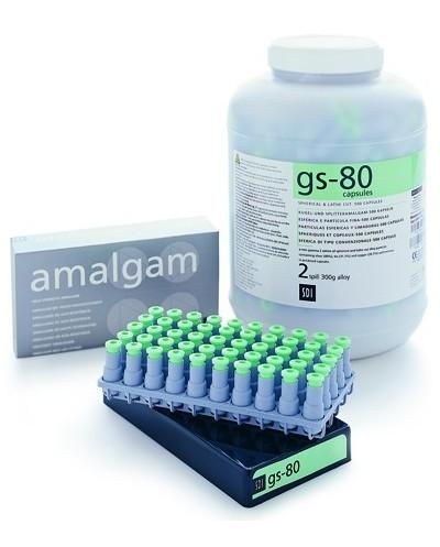 GS-80 600 mg Normálně tuhnoucí
