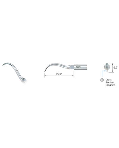 Ultrazvuková koncovka G13